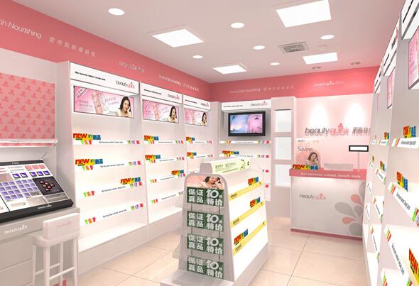 化妆品店的装修除了常规店面的门头、墙地面,其实主要还是一些化妆品的中岛柜,烤漆展柜的制做。60平方的化妆品店设计装修的预算大概需要600元/?左右,实际精确报价还是要根据工程量决定的。如果店是开在超市里的,装修造价会少一点,因为地面和墙面部分基本就不需要装修,只是做一些化妆品的展柜。  化妆品店的装修除了常规店面的门头、墙地面,其实主要还是一些化妆品的中岛柜,烤漆展柜的制做。60平方的化妆品店设计装修的预算大概需要600元/?