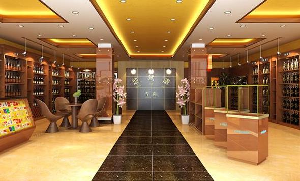 烟酒店装修设计如何预算成本