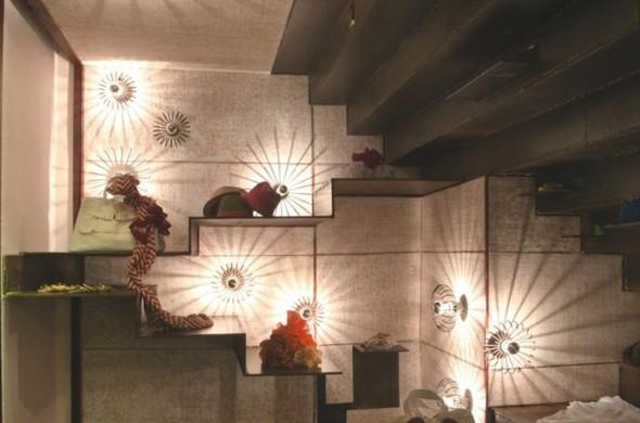 服装专卖店装修设计,灯光是设计重要工具 - 中艺联合