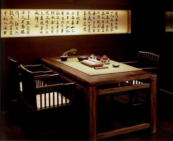 中国意象式茶楼装修设计