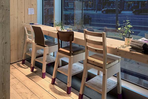 原木餐厅装修,生态环保